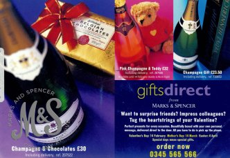 image HO-11-1-2-102 Marketing leaflet, giftsdirect
