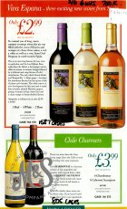 image HO-11-1-2-105 Marketing leaflet wine ranges