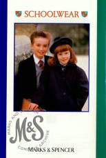image HO-11-1-7-10 Marketing leaflet, schoolwear